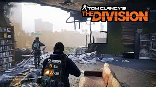 Tom Clancy's The Division EPIC NEW GAMEPLAY Showing Off Combat, Free Roam Gameplay (BETA HYPE!)