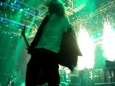 Trans-Siberian Orchestra concert (FRONT ROW - FINALE - Tampa '08)
