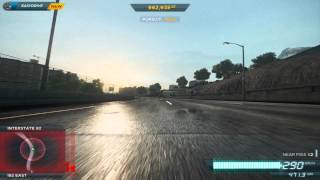 NSF most wanted : Balade avec la Bugatti Veyron 16.4 SS - 431 km/h max HD