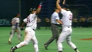 1991 WS Gm6: Scully calls Puckett