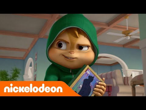 ALVINNN!!! and the Chipmunks | Theodore è un criminale! | Nickelodeon