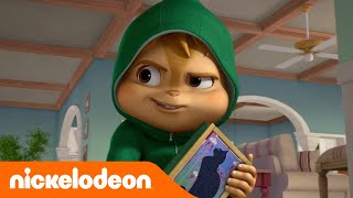 Video ALVINNN!!! and the Chipmunks | Theodore è un criminale! | Nickelodeon download MP3, 3GP, MP4, WEBM, AVI, FLV September 2017
