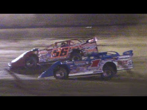 World of Outlaws Late Model Feature | Eriez Speedway | 8-20-17