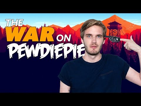 PewDiePie DMCAed Over Racial Slur! - The Know Game News