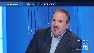 """Coronavirus, Luca Telese Sul Discorso Di Giuseppe Conte Alla Nazione: """"oggi Ha Fatto ..."""