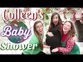 Colleen's Baby Shower - A Christmas Wonderland!
