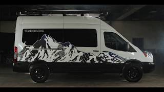 VanDOit - The Ultimate Ford Transit Modular Camper Van