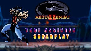 Mortal Kombat 2 - Kung Lao【TAS】