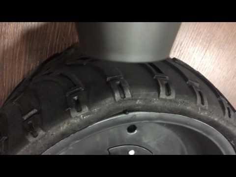 Ford Ranger Fix for EVA Tyres