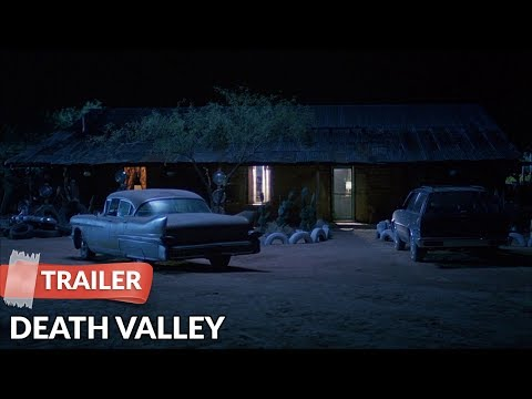 Death Valley 1982  HD  Paul Le Mat  Catherine Hicks