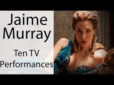 10 TV Characters Played by Jaime Murray
