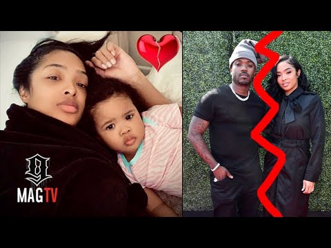 Princess Love Spills All The Tea About Her & Ray J! ☕️💔