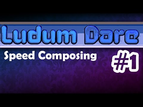 Making music for Ludum Dare (part 1, songs 1-3)