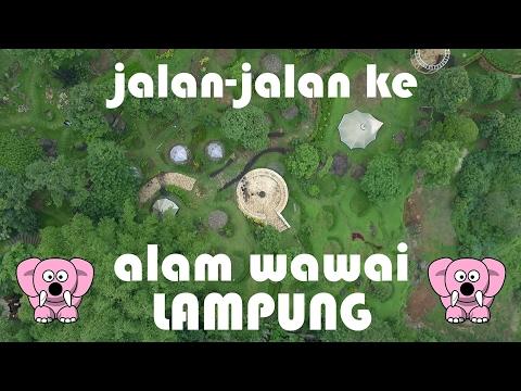 #JALAN-JALAN ke Alam Wawai BandarLampung   #MotovlogLampung #YamahaRXKing 12
