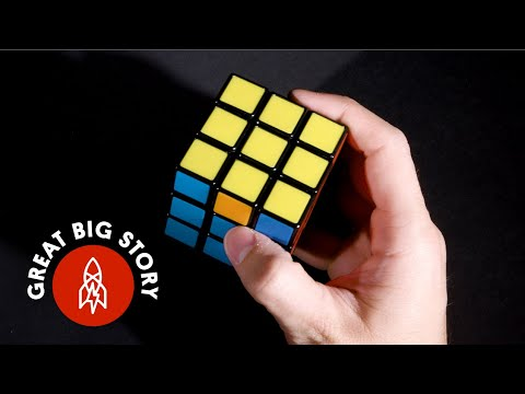 Thumbnail: How the Inventor of the Rubik's Cube Cracked His Own Code
