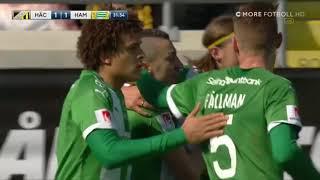 Hammarby alla mål Allsvenskan våren 2018