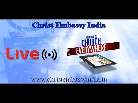 Live Church   Sunday Service   10th December 2017   Online church   Christ Embassy India