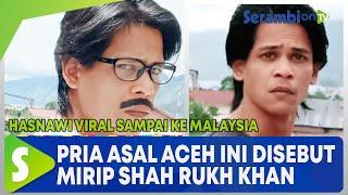 Download Pria Asal Aceh ini Disebut Mirip Shah Rukh Khan, Viral Sampai ke Malaysia
