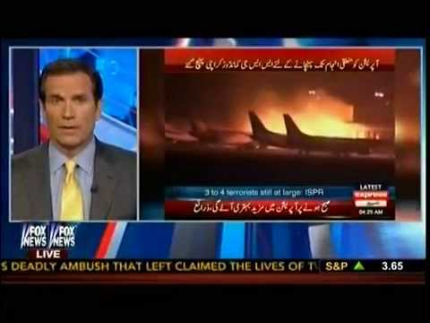 Pakistani Taliban Claims responsibility For Attack Major Airport - Happening Now