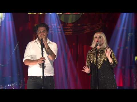 RocKwiz - Ella Thompson & Dan Sultan - Simon Says