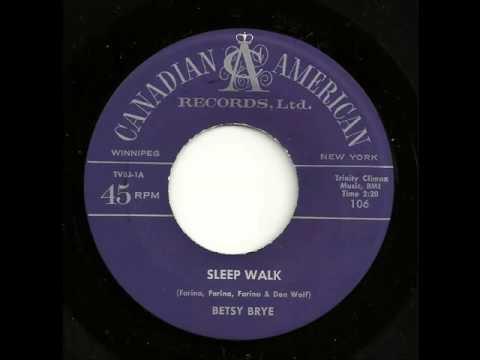 Sleep Walk - Betsy Brye