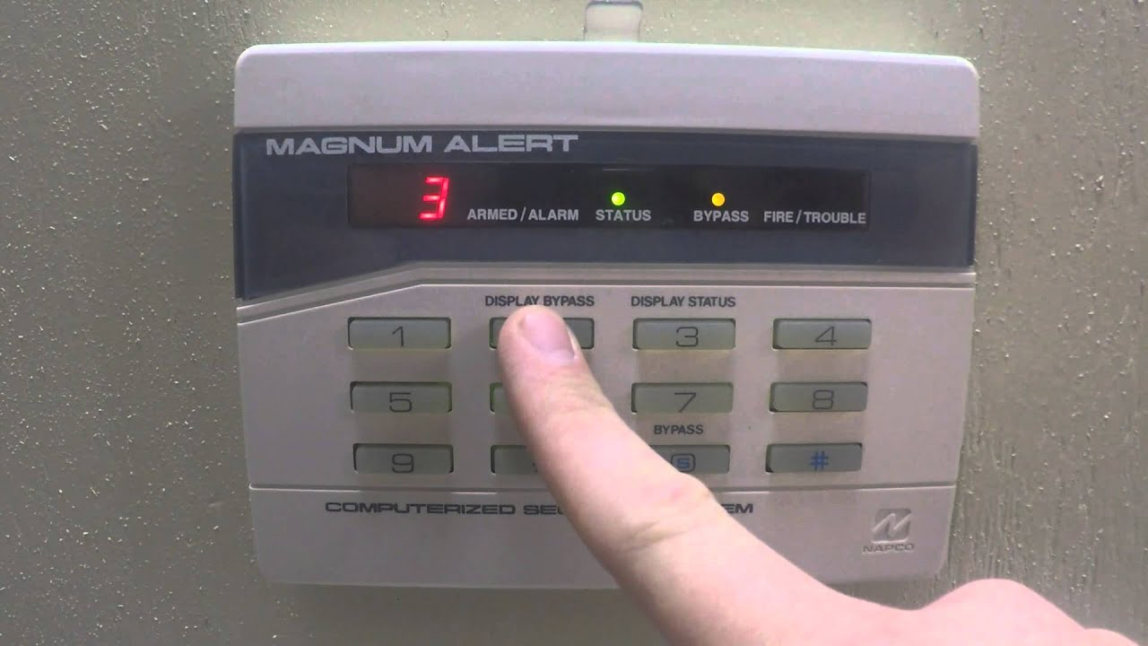 maxresdefault napco magnum general system operation how to youtube napco 801 installation manual at bakdesigns.co