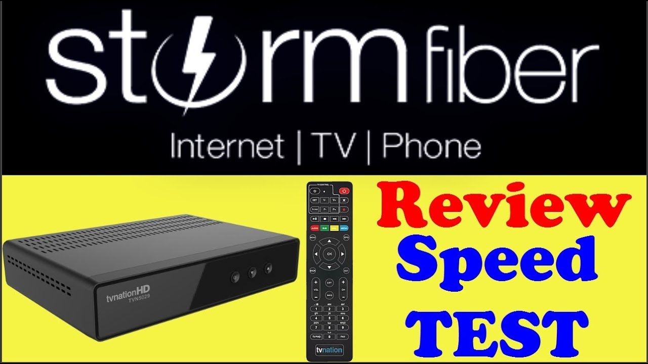 StromFiber Internet Pakistan | HD Tv Box | Review | Speed Test & Price