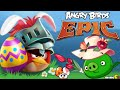 Angry Birds Epic - Gate 11 The Golden Easter Egg Hunt !