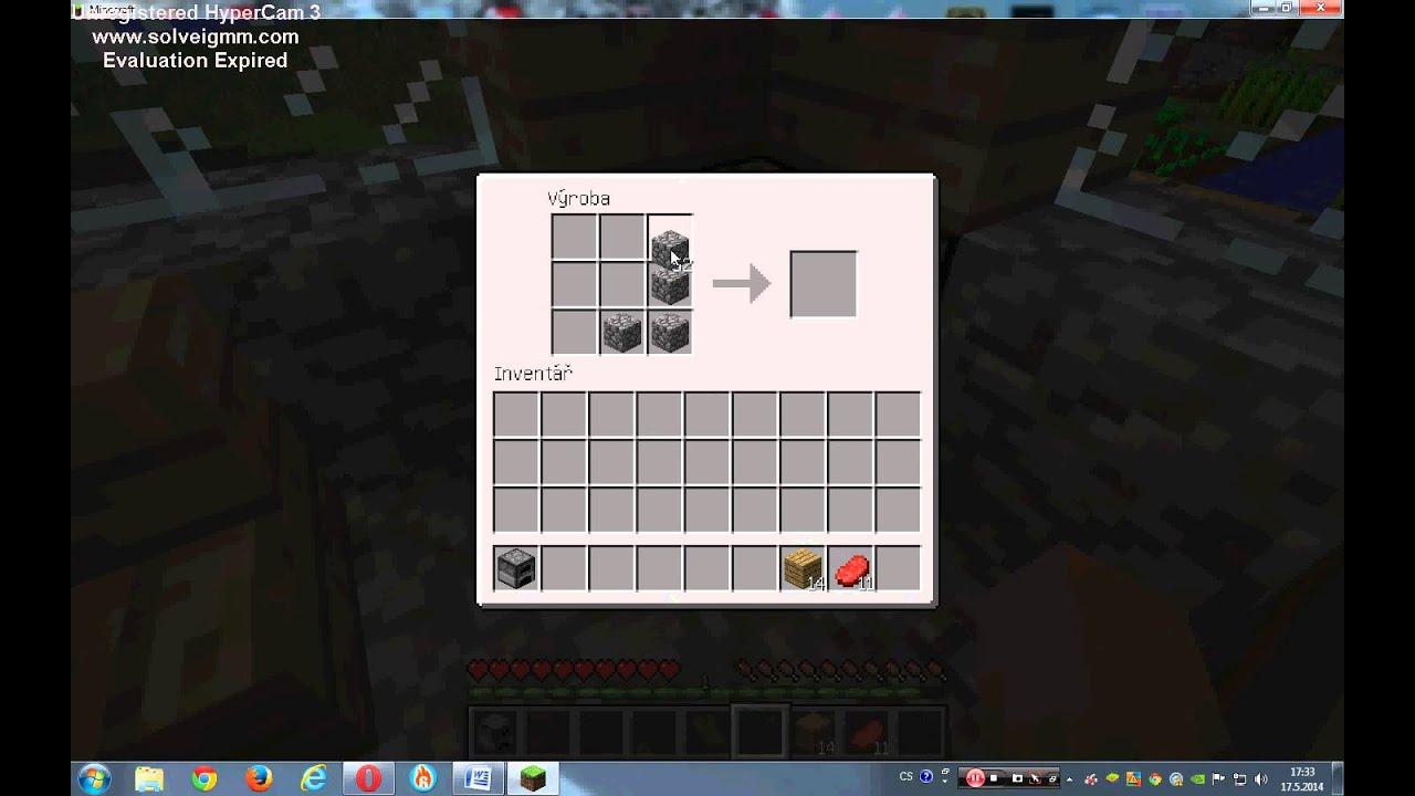 Minecraft Jak Si Vyrobit Pec Jak Si V N 237 Něco Up 233 Ct