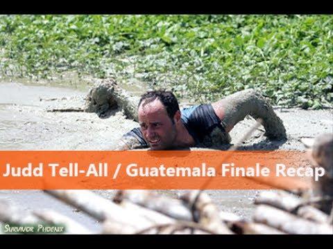 Survivor Guatemala Episodes 13-15 Recap w/ Judd Sergeant