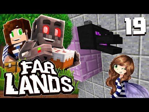 Minecraft Far Lands w/ Stacy Episode 19: Elytra Race!