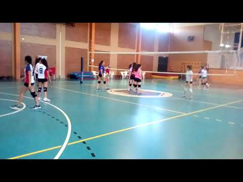 Taller voleibol Racing Club