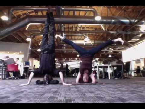 headstand challenge willkeenan vs katydolle  youtube