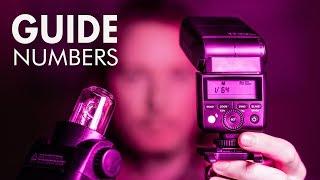 Guide Number Misconceptions / Understanding Flash Power on Strobes & Speedlights