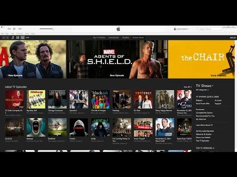 ลงเพลงใน iTunes 12 และการสร้างอัลบัมเพลง Playlist ใน iPhone/iPad