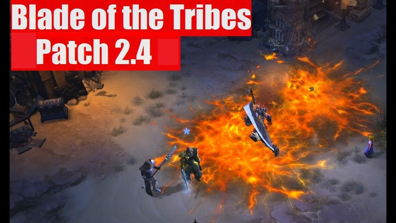 Eight Cool Things In Diablo III's New Patch