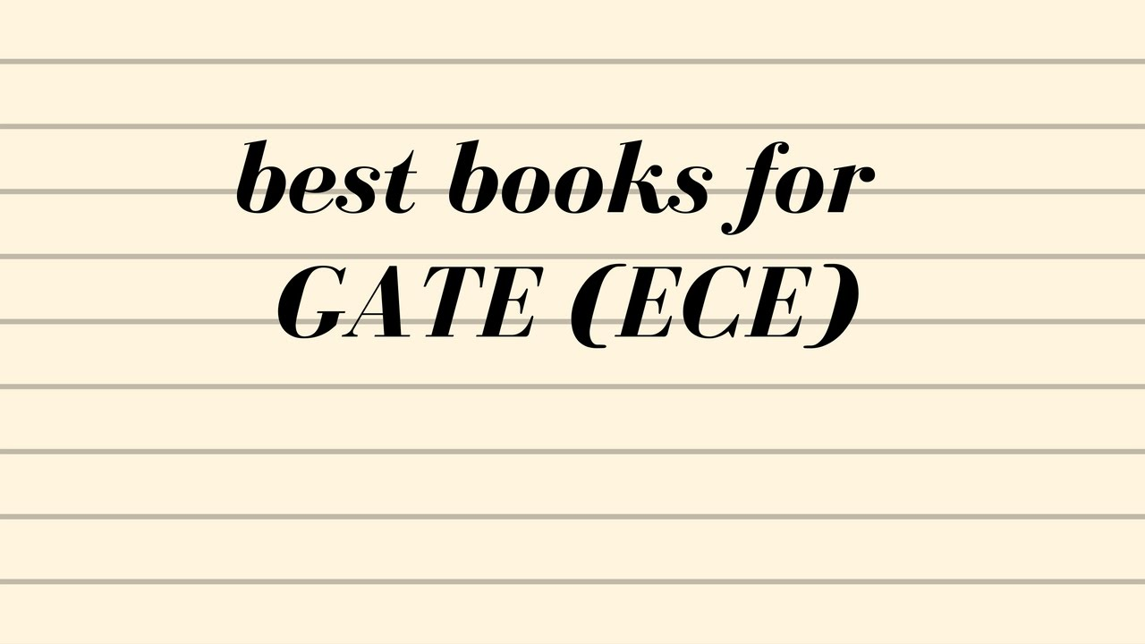 Gate ECE Study Material Free Download PDF - EXAMAD