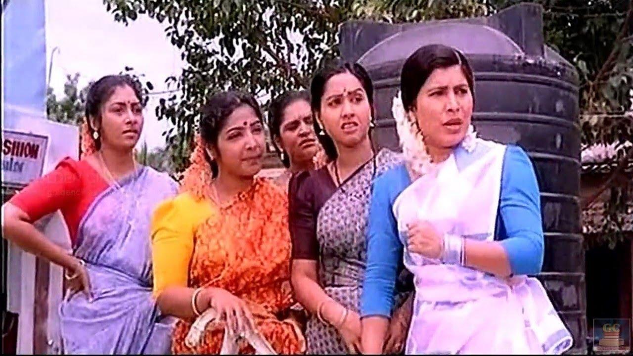 Naan Petha Magane Tamil Comedy Movie Nizhalgal Ravi,Raadhika,Manorama,Goundamani,Senthil | V.Sekhar