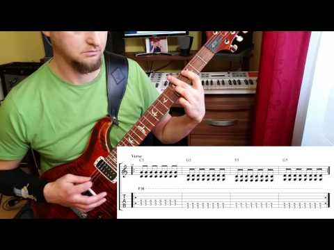 Blink 182  All the small things, guitar lesson with tabs