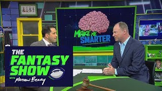 Make me smarter: Sleeper players to target in 2017 | The Fantasy Show with Matthew Berry | ESPN
