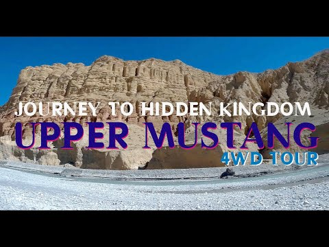 Upper Mustang 4WD Tour- First Day Kagbeni to Tsaile with Eco Holiday Asia