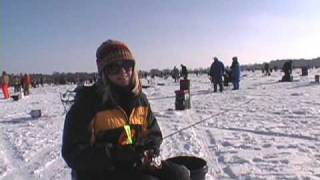 Ice Fishing - My Favorite Minnesota