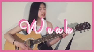 Weak by SWV x Michael Pangilinan | Chloe Anjeleigh