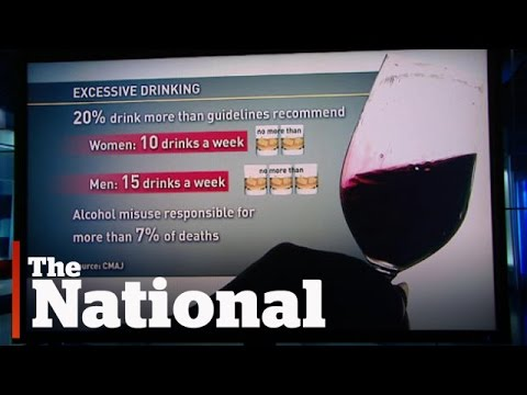 Alcohol-abuse Risks Need More Attention In Canada, Researchers Say