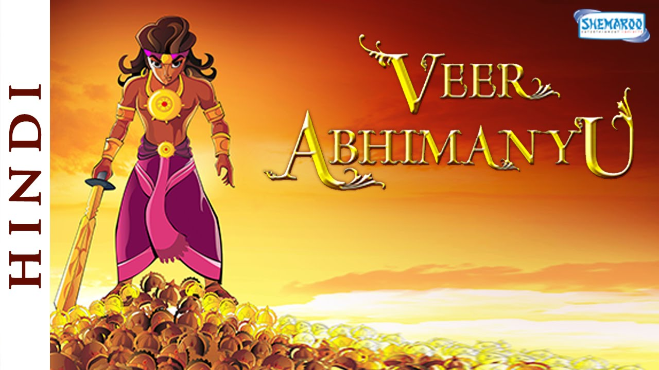 Download Veer Abhimanyu (Hindi) - Animated Full Movies for Kids - HD