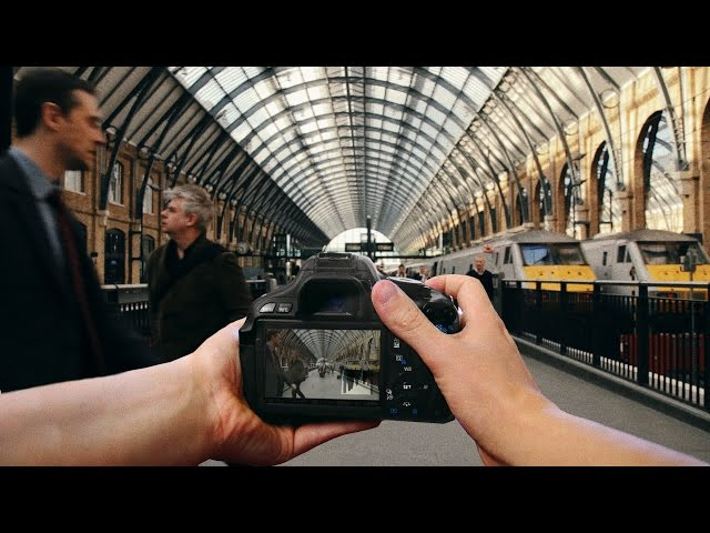 Here's a great guide on how to create a cinematic film look