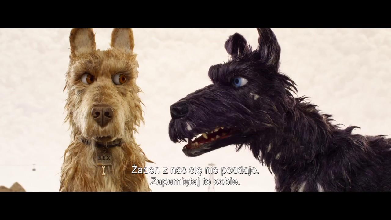 Wyspa psów | Zwiastun [#1] | 2018