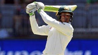 Khawaja happy with Aussies