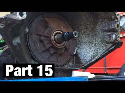 Ep 15: Ratty Muscle Lemans Torque Converter Seal How-To