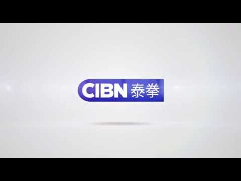 Flying logo CIBN